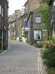 Haworth, West Yorkshire, photo by Mike Freeman Yorkshire England, West Yorkshire, The Beautiful Country, Beautiful Places, Places To Travel, Places To See, English Village, English Countryside, British Isles