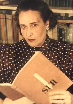 Victoria Ocampo.
