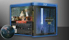 Stars Wars - O Despertar Da Força (Blu-Ray) Oficial - Capa | VITRINE - Galeria De Capas - Designer Covers Custom | Capas & Labels Customizados