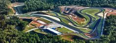 Atlanta Motorsports Park... Just a quick ride up GA400 to this amazing place.