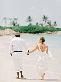 #Jamaica Beach Wedding on SMP by Amy Arrington Photography | See More: http://www.stylemepretty.com/destination-weddings/jamaica-weddings/2013/12/03/jamaica-wedding-at-the-hilton-at-rose-hall-from-amy-arrington-photography/