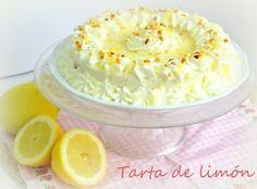 Cocina con Marta. Recetas fáciles, rápidas y caseras: Tarta de limón