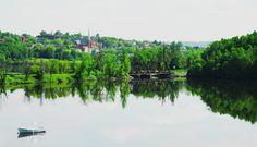Randonnée en kayak/canot sur la rivière Magog (possibilité de location d'embarcations)