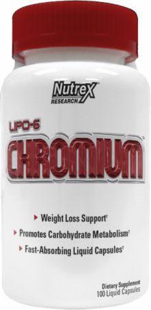 401155fc0da Lipo-6 Chromium by Nutrex at Bodybuilding.com - Best Prices on Lipo-6  Chromium!