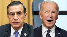 """Rep. Darrell Issa, R-Calif., saidthe Biden administration's announcement that three Central American countries agreedto temporarily increase their border security is """"the biggest foreign policy lie since Iran-Contra."""" National Police, National Guard, Immigration Agent, Fox News App, On The Issues, American Country, Foreign Policy, Central America"""