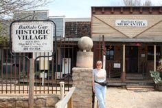 Museum Buffalo Gap, Texas