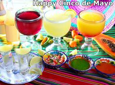 Cinco de Mayo! Why not celebrate in Mexico!