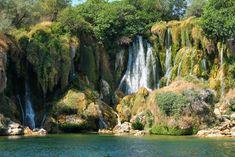 Bośnia i Hercegowina - Wodospady Kravica