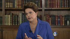 G.H.: Dilma diz que Brasil ganhou meios de se manter com...