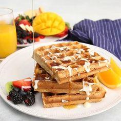 Mornings, Waffles, Cooking Recipes, Foods, Education, Eat, Breakfast, Healthy, Food Food