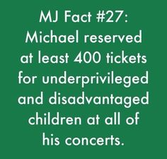 Moonwalkers repin this  . Look how good he was!! All the evil Mj haters or whatever they are keep spreading every single lie about Michael and try to make everyone believe that he was a freak and a weirdo. Why don't they spread things like this?? He has done so many good things for this world!!! Why don't they spread those things?? I think i know the answer : it's because they are jealous and evil!