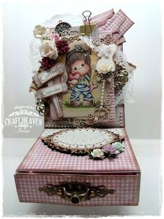 Craft Heaven Shop Inspirational Blog: The Best Things in Life are Sweet..