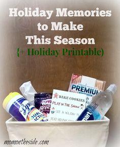 5 Holiday Memories to Make + Christmas Printable PreparedWithCVS ad