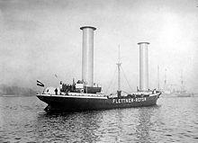 Flettner-Rotor