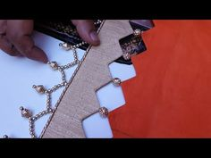 Full Sleeves Design, Kurti Sleeves Design, Sleeves Designs For Dresses, Sleeve Designs, Saree Tassels Designs, Saree Kuchu Designs, Back Neck Designs, Blouse Neck Designs, Sewing Ruffles