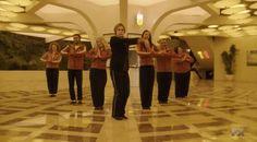 Legion Dance Rachel Keller Episode 1 gif