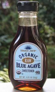 Trader Joe's Organic Raw Blue Agave Sweetener « Lolly Mahoney