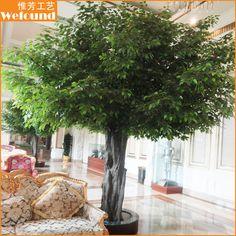 FT0907 H3.5m artificial banyan tree ficus tree artificial tree