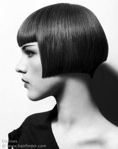 Charleston bob hairstyle