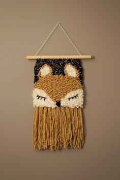 Beautiful and soft handmade woven wall hanging. Weaving Loom Diy, Weaving Art, Tapestry Weaving, Crochet Wall Hangings, Weaving Wall Hanging, Yarn Crafts, Fabric Crafts, Sewing Crafts, Weaving Projects