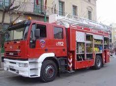 Resultado de imagen de coche bomberos