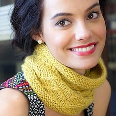 NobleKnits Yarn Shop  - The Fibre Company Road to China Tree of Life Cowl Pattern, $5.95 (http://www.nobleknits.com/the-fibre-company-road-to-china-tree-of-life-cowl-pattern/)