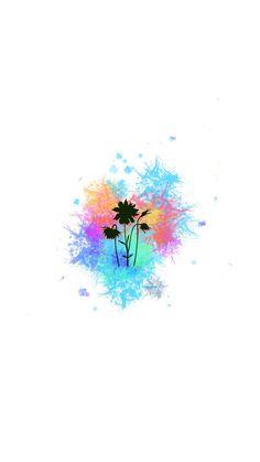 My lucky color Tumblr Wallpaper, Rose Wallpaper, Screen Wallpaper, Cool Backgrounds, Wallpaper Backgrounds, Iphone Wallpaper, Phone Backgrounds, Holographic Wallpapers, Cute Lockscreens