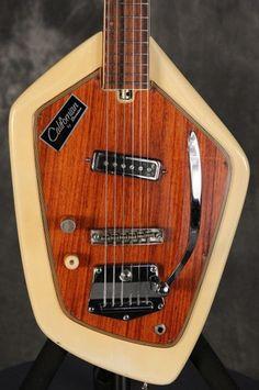 1960's Made in Japan Domino Californian Vox Phantom RARE Single Pickup