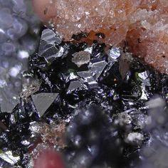 Hetaerolite - Sterling Hill, Ogdensburg, New Jersey, United States of America