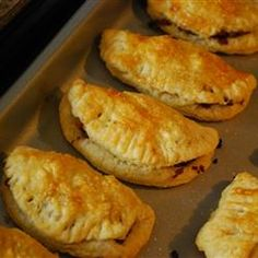 Forfar Bridies..Scottish hand pies..Jim would love these and they would make a great quick make ahead lunch at events!
