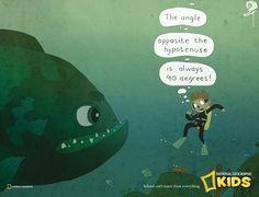 Fish National Geographic Kids Magazine Foxp2 2015 (bronze)