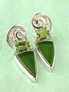 One of a Kind, Peridot Jewelry, Spring Colors, Gregory Pyra Piro