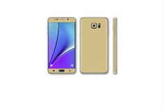 new Gold Brushed Galaxy Note 5, Champagne, Samsung Galaxy, Kit, Iphone, Metal, How To Make, Gold, Metals