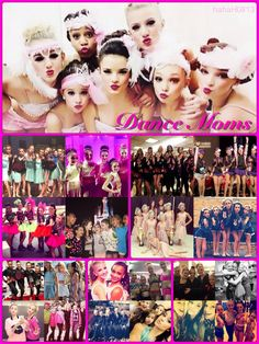 Dance Moms collage by hahaH0ll13 of all of the girls: Nia Frazier, Chloe Lukasiak, Paige Hyland, Brooke Hyland, Maddie Ziegler, Mackenzie Ziegler, and Kendall Vertes. Please give me credit for these edits. If you want any special edits or collages just leave me a comment!! I love doing them!!:)