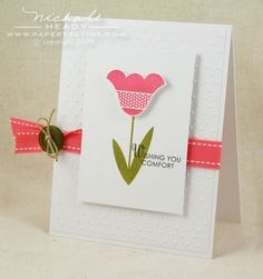 Wishing You Comfort card