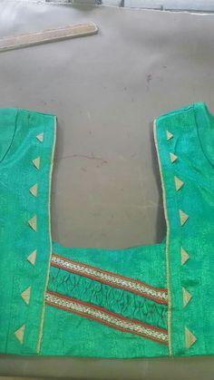 Super designer blouse