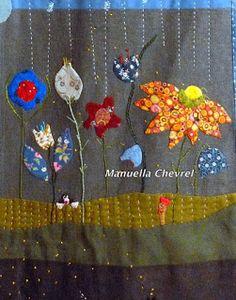 ~  Manuella Chevrel  ~               : La taupe Je suis arrivée dans notre nouvelle maiso...