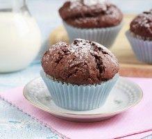 Recette - Muffins au chocolat - Notée 4/5 par les internautes