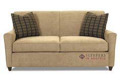 Look what I bought! St Louis Full Sleeper Sofa by Savvy $999.00