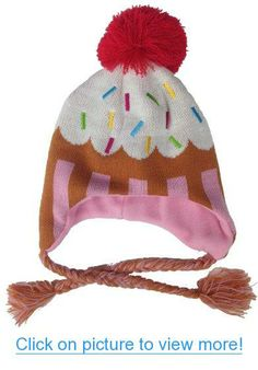 NWT Gymboree LADYBUG GARDEN Sweater Hat Beanie Antennae Navy Pink