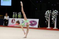 Julia Isachenko, Belarus, junior, rope 2015