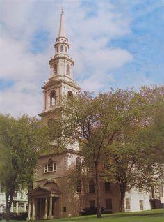 First Baptist Church in America, Providence, RI