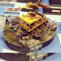"""Résultat de recherche d'images pour """"tractor diorama"""""""