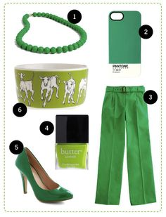 Pantone's color of the year, 2013: Emerald!