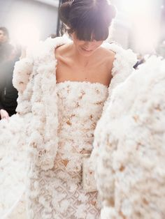 Craft and Couture: Chanel Haute Couture S/S 2016
