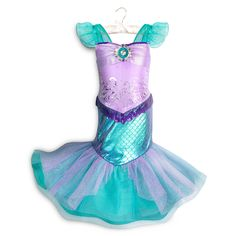 Girls' Clothing (newborn-5t) Disney Store Frozen Elsa Anna Deluxe Nightgown Tutu Dress Size 3 3t Costume Blue To Rank First Among Similar Products Clothing, Shoes & Accessories