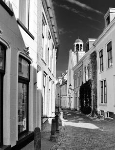 Mijn mooiste straat in058.  Kerkstraat.
