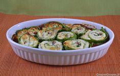Scopri la ricetta di: Girelle di lasagne verdi