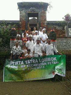 Tirta yatra lombok