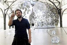 Tomás Saraceno, artista argentino radicado en Berlín
